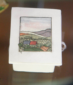 Inlaid Suprise Box