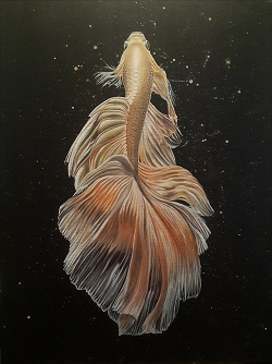 16-18 ART_ Ann Marie Niap_The_Fish_in_the_Dark_$350