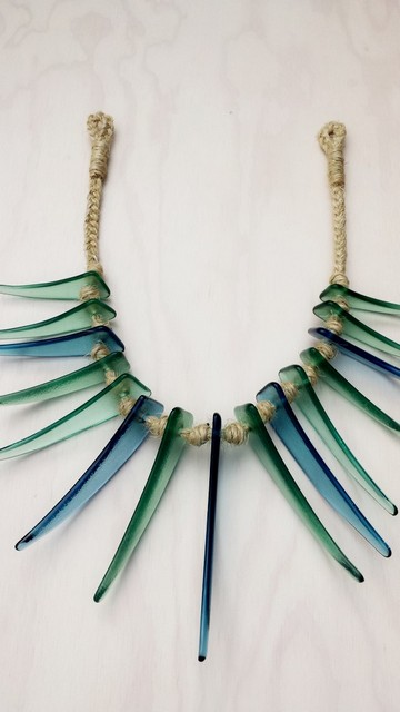 Jenny McLeod - Tusk Wall Necklace W