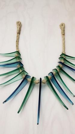 Jenny McLeod - Tusk Wall Necklace W