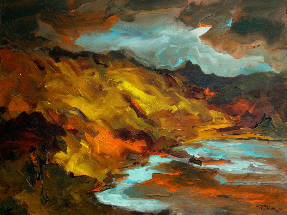 ART_Barbara_von_Seida_Coromandel_Skyline_$3900