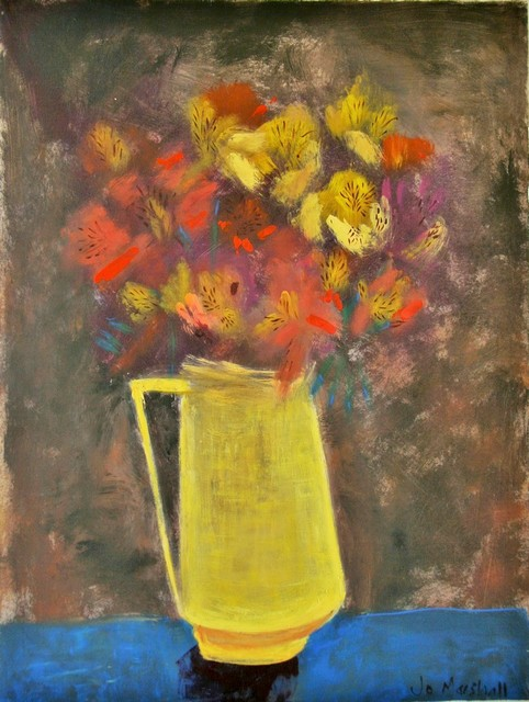 Jo Marshall-Yellow Jug W