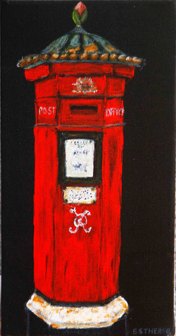 Esther Rankin-The Pillar Box-$85.jpg