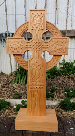 Rod Mackay_Celtic Cross IV