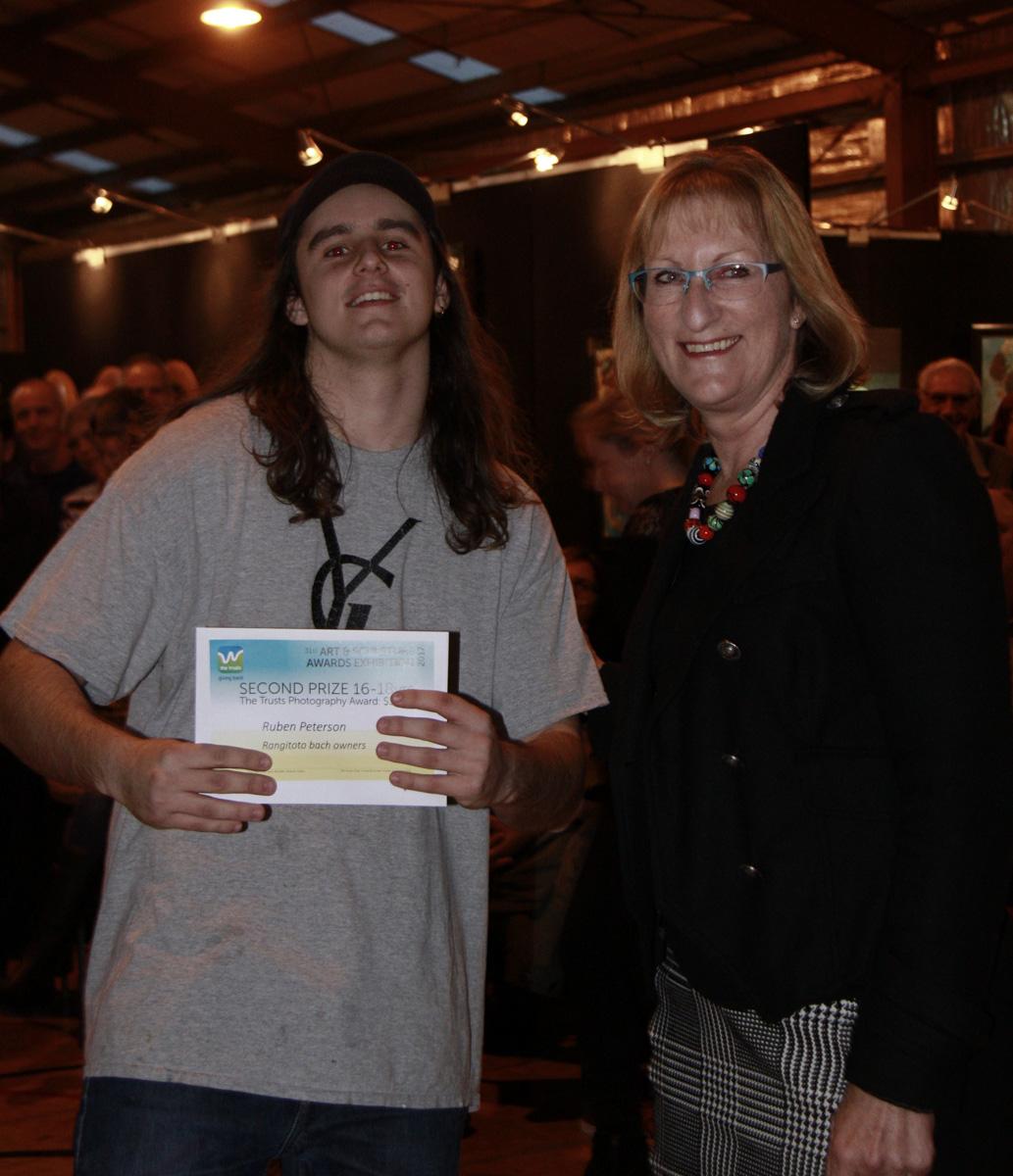 00040 Ruben Peterson & Linda Cooper