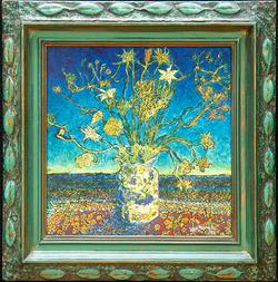 ART-Still Life Merit - Ilse Posmyk-Flower Immigrants of Huiaweb.png