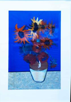 Vincents Sunflowers-Chigirie