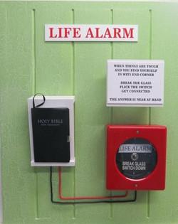 Graeme Paris_Life Alarm
