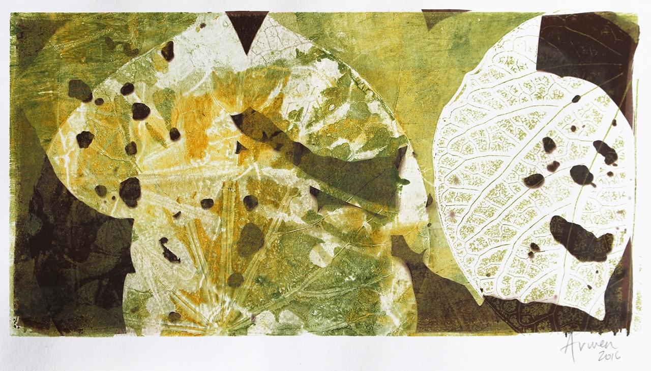 ART_Arwen Flowers_Kawakawa_$400