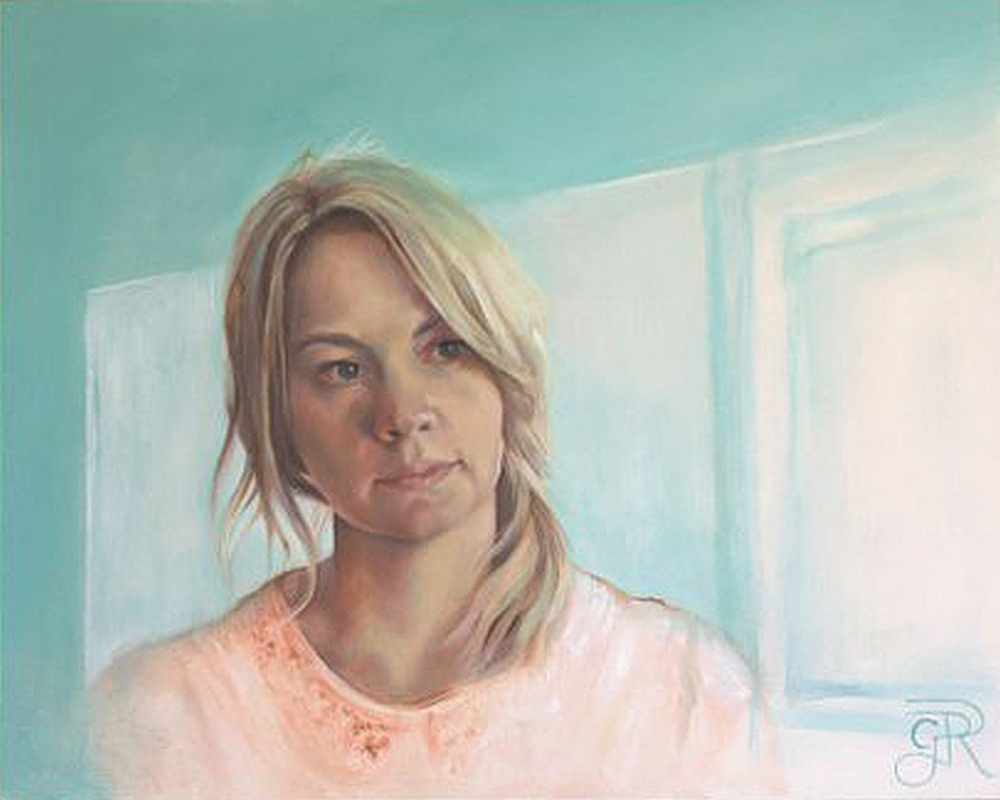 SPECIAL MENTION - Portrait or Figurative - Gabrielle Ryburn_Abigail_$1950