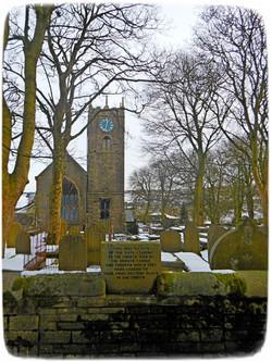 Bronte's Church