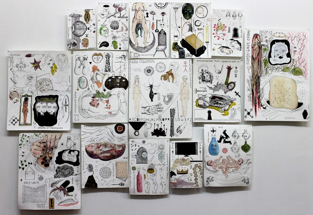 SPECIAL MENTION  STILL LIFE _Claire Frith_Anatomy of Melancholy_$500