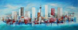 ART_Brian Marsom_Unitary City Impression_$2500
