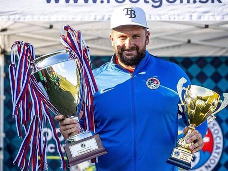 Champion of Slovakia