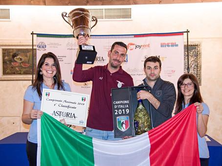 Champion of Italia 🇮🇹