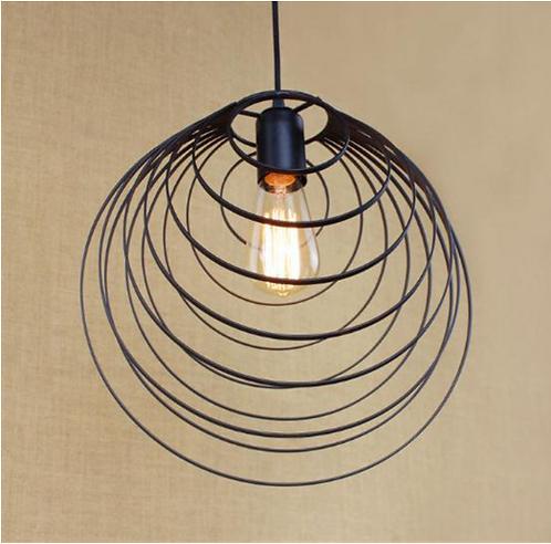 loftslamper, lampe, minimalisktisk, retro, pendant lampe