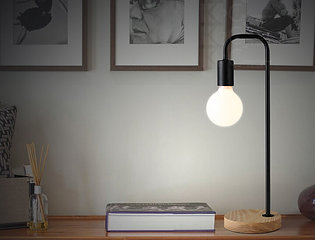Vintage bordlampe