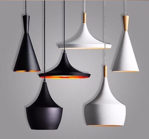 Loftslamper, lampe, minimalistisk