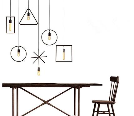 Loftslamper, lampe, pendant, vedhæng lampe