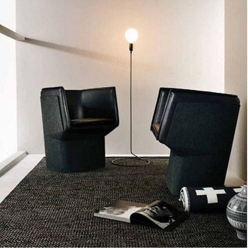 Gulvlamper, gulvlampe, lampe, minimalisktisk, retro