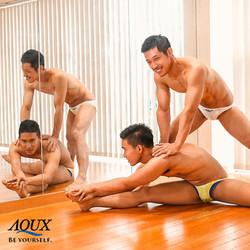 AQUX model: Maylaw & TAKUTO