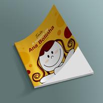 Design Editorial e Ilustração :: Livro Ana Bolinha