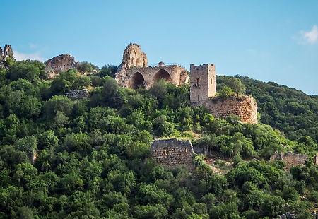 парк Горен, крепость Монфор, Израиль