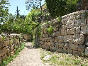 Эйн Керем, район Иерусалима, Израиль