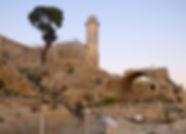 Неби Самуэль, археологические раскопки, Израиль, путешествие по Израилю