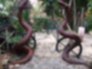 друзы, сады Эль Муна, Джулис, Израиль