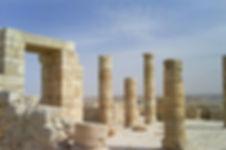 Израиль, Кесария, дворец Ирода Великого, путешествие по Израилю, экскурсии в Израиле