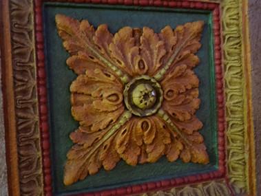 Presentium Arch Decoration