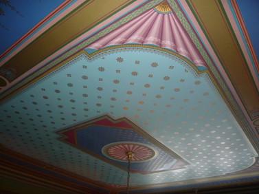 Bradbury Kitchen Ceiling
