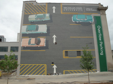 Overflow Mural After
