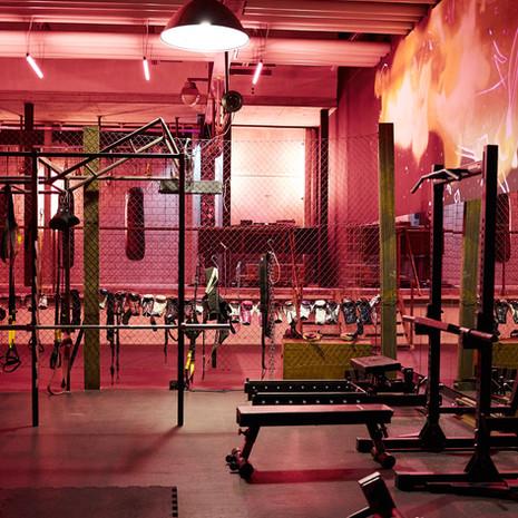 UNIK Training   Gewichtheben
