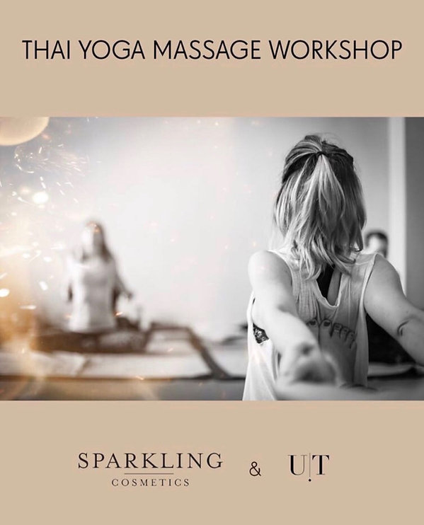 UNIK Trainining: Thai Yoga Massage Workshop