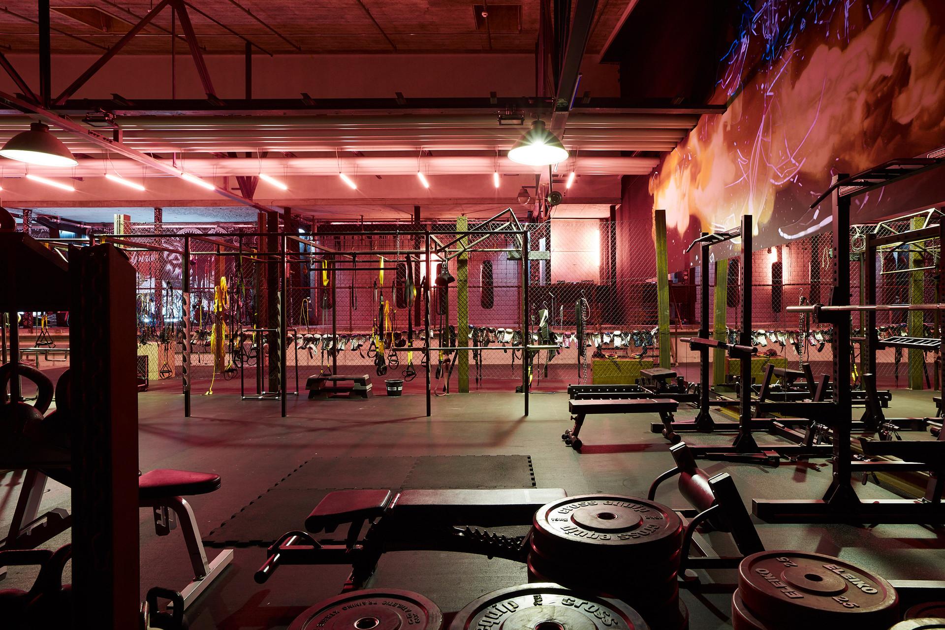 UNIK Training | Weights