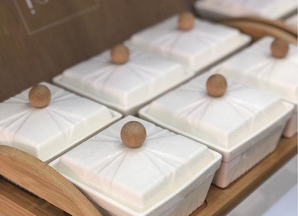 Porselen Tepsili Kahvaltılık