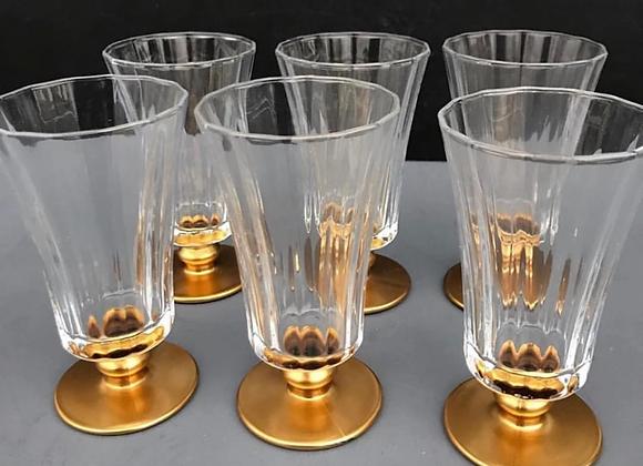 Paşabahçe Diamond Gold Kahve Yanı Bardak