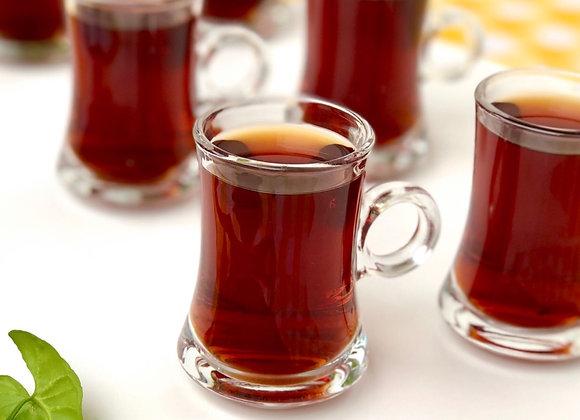 Kulplu Çay Bardak 6'Lı