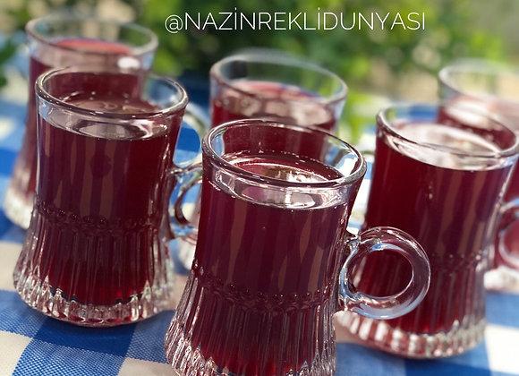 Kulplu Çay Bardak 6 Adet