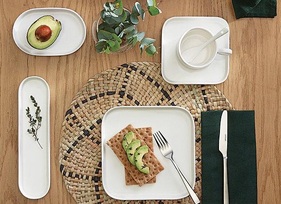 6 Kişilik Porselen Kahvaltı Seti