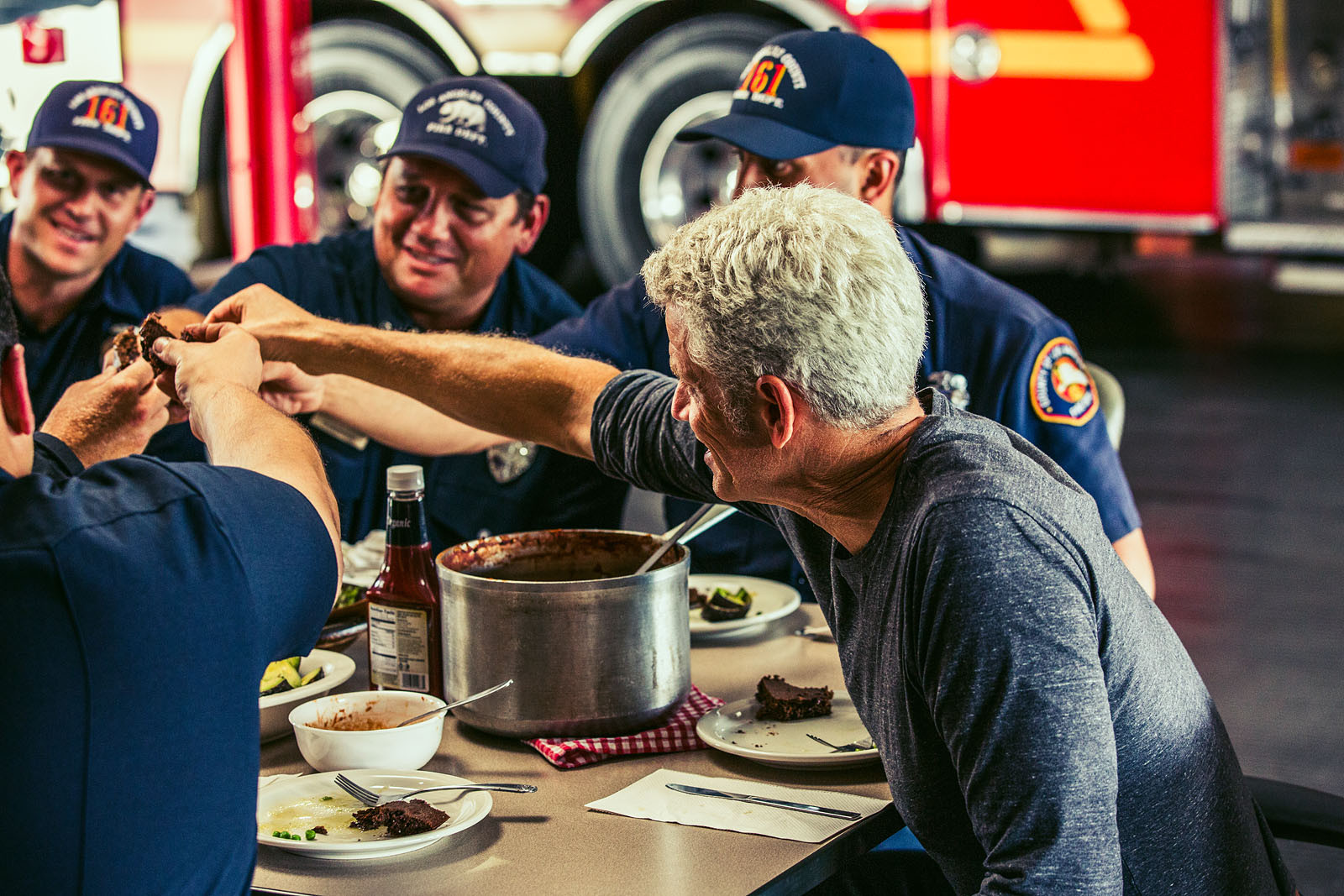 RIP ESSELSTYN AND FIREFIGHTERS_FOOD INTE