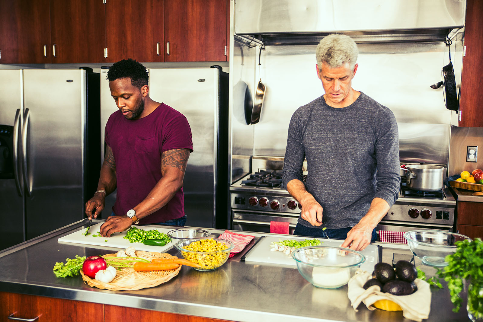 KEVIN CURRY AND RIP ESSELSTYN_FOOD INTER