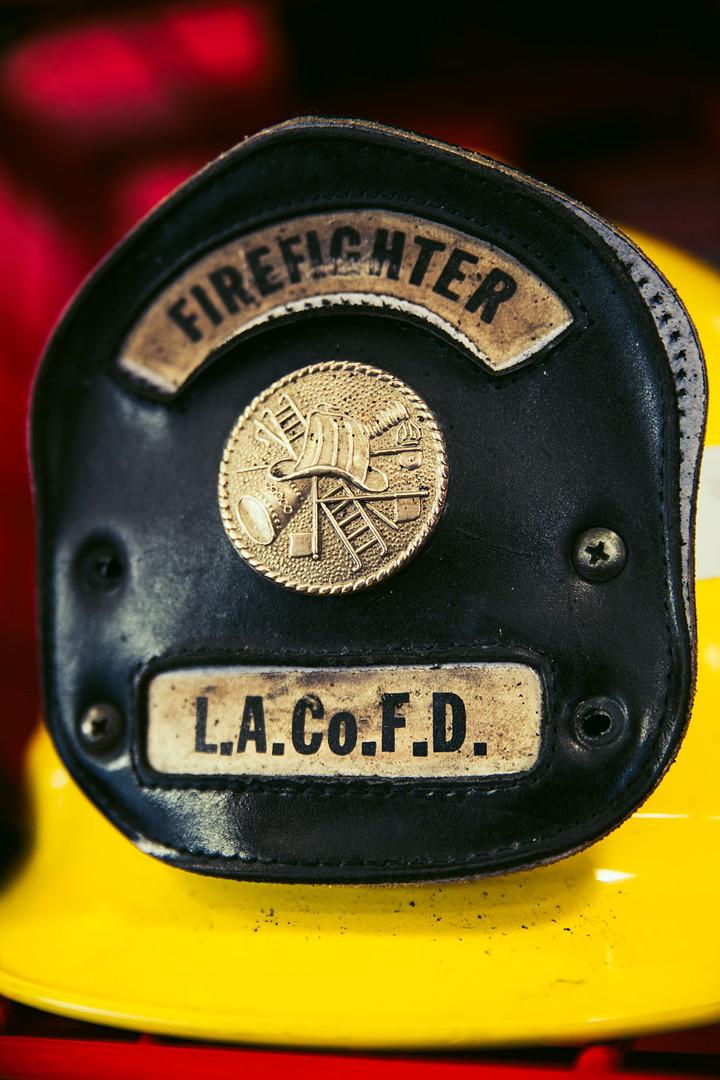 FIREFIGHTER HARD HAT_FOOD INTERRUPTED_PL
