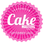 9. September 2020 Cake Masters Magazine