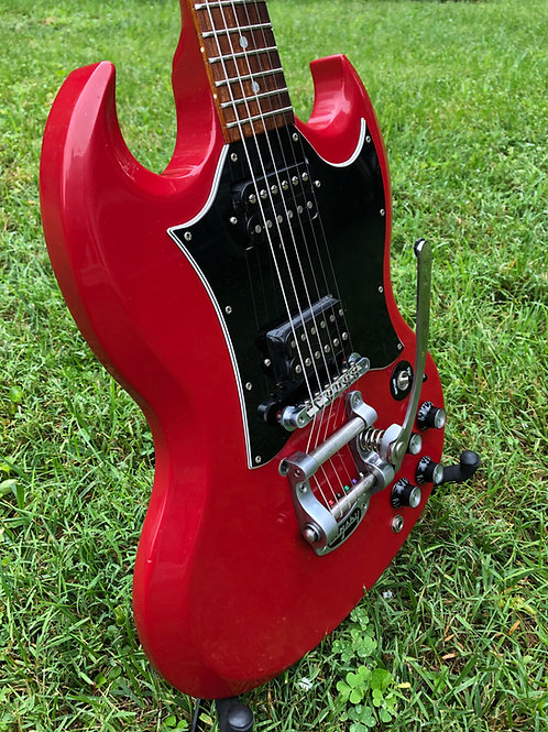 2000 Gibson SG Special w/ USA Bigsby