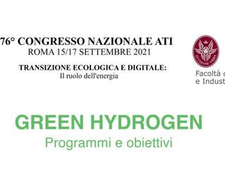 Online le presentazioni del Convegno Inaugurale del Congresso annuale ATI 2021