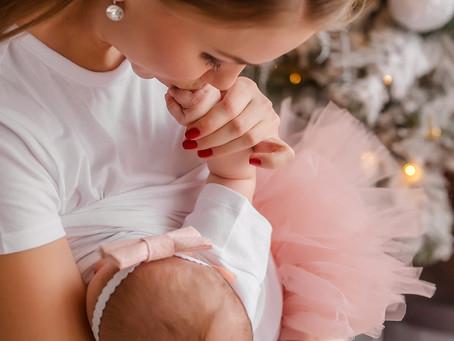 Подарок для будущих мам и мам годовалых малышей