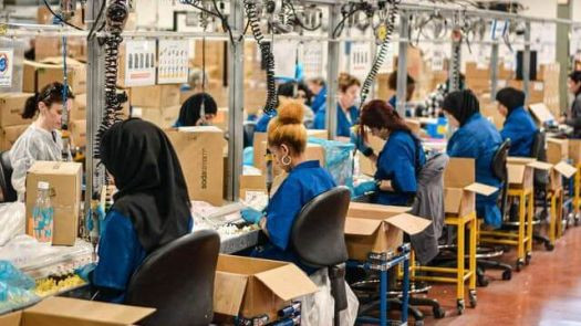 sistem produksi manufaktur